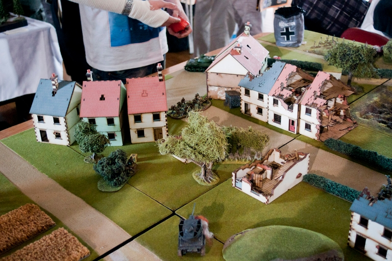 Warlord Games open day 2013