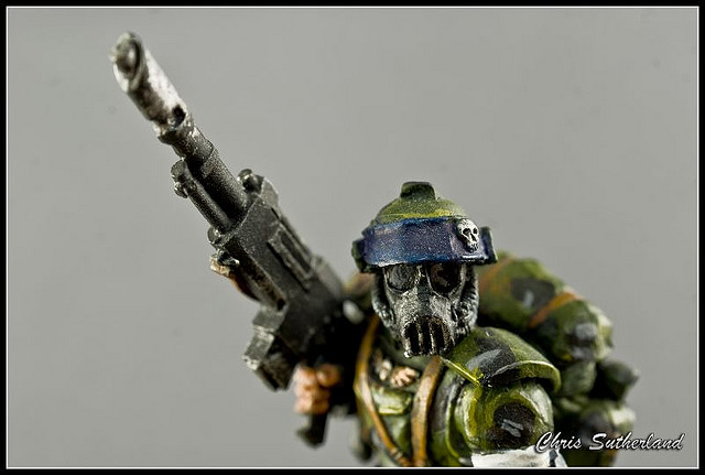 Inquisitor Scale Guardsman