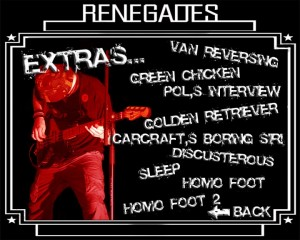 renegades menu 2