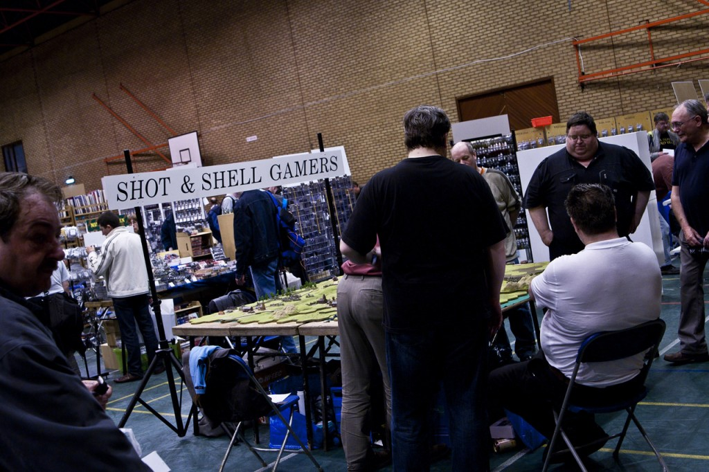 Shot & Shell gamers