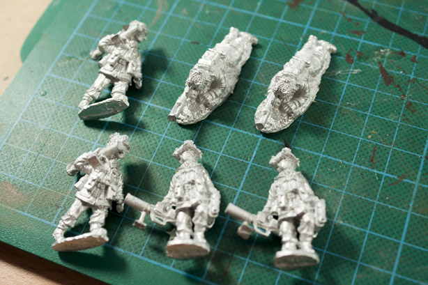 Renegade Miniatures British Paras