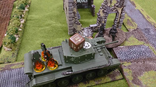 Pinned cromwell