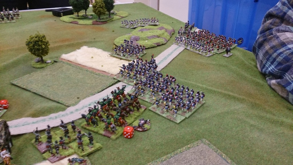 Black Powder french vs austrians