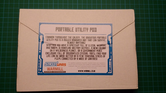 Portable Utility pod - pack 2