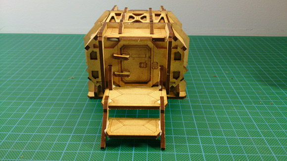 Portable Utility Pod - finished