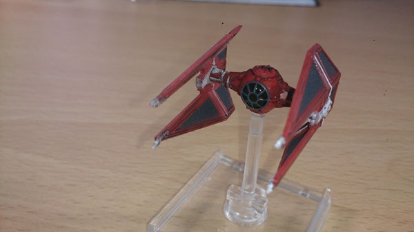 X-Wing Imperial Aces