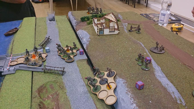 Bolt Action AAR - British Deployment