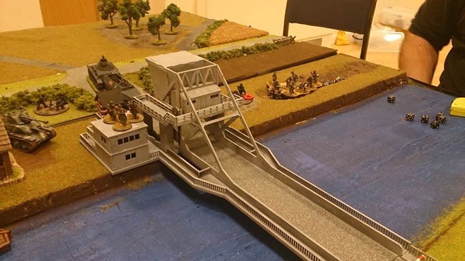 Bolt Action AAR - The Bridge