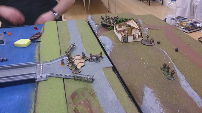 Bolt Action AAR - Paras advance
