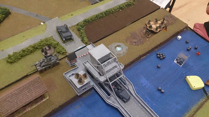 Bolt Action AAR - Bridge
