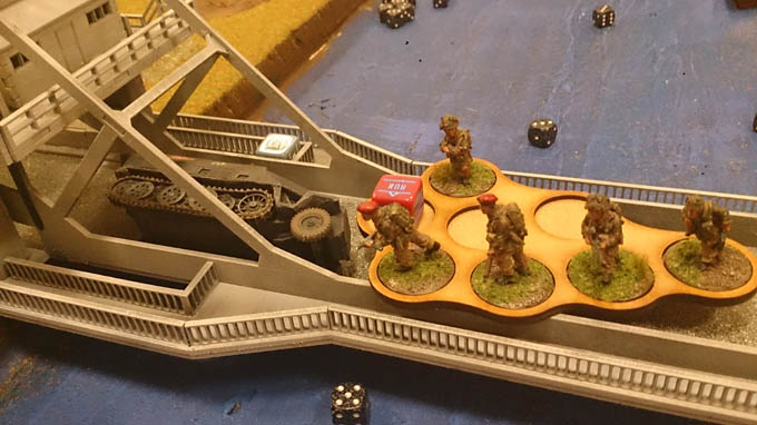 Bolt Action AAR  -Halftrack dies horribly