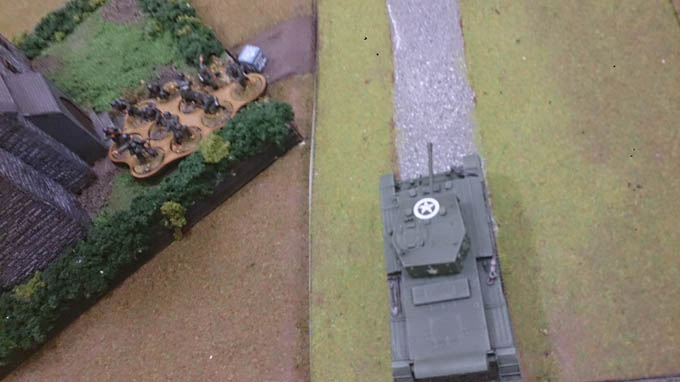 Bolt Action AAR  -cromwell