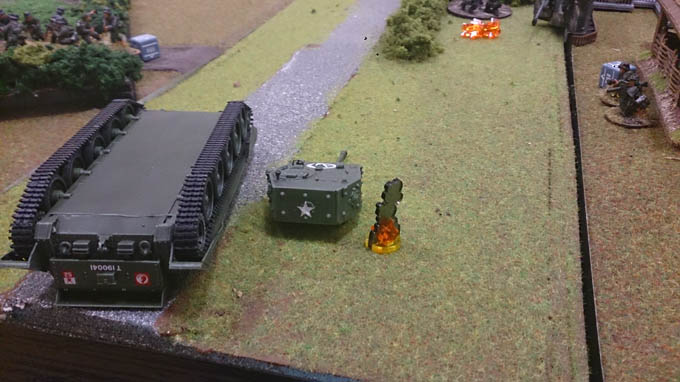 Bolt Action AAR  - dead cromwell
