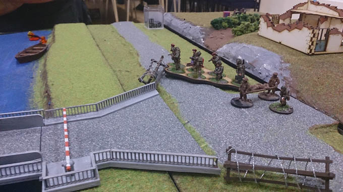 Bolt Action AAR  - paras