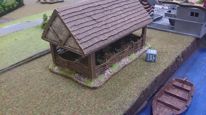 Bolt Action AAR - volksgrenadiers