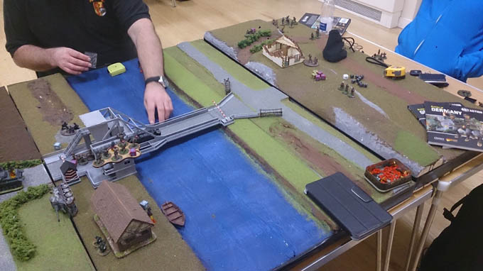 Bolt Action AAR - river