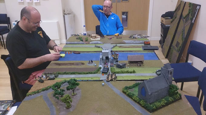 Bolt Action AAR - end of game