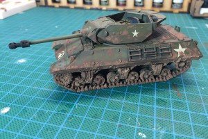 Rubicon Models M10 tank destroyer