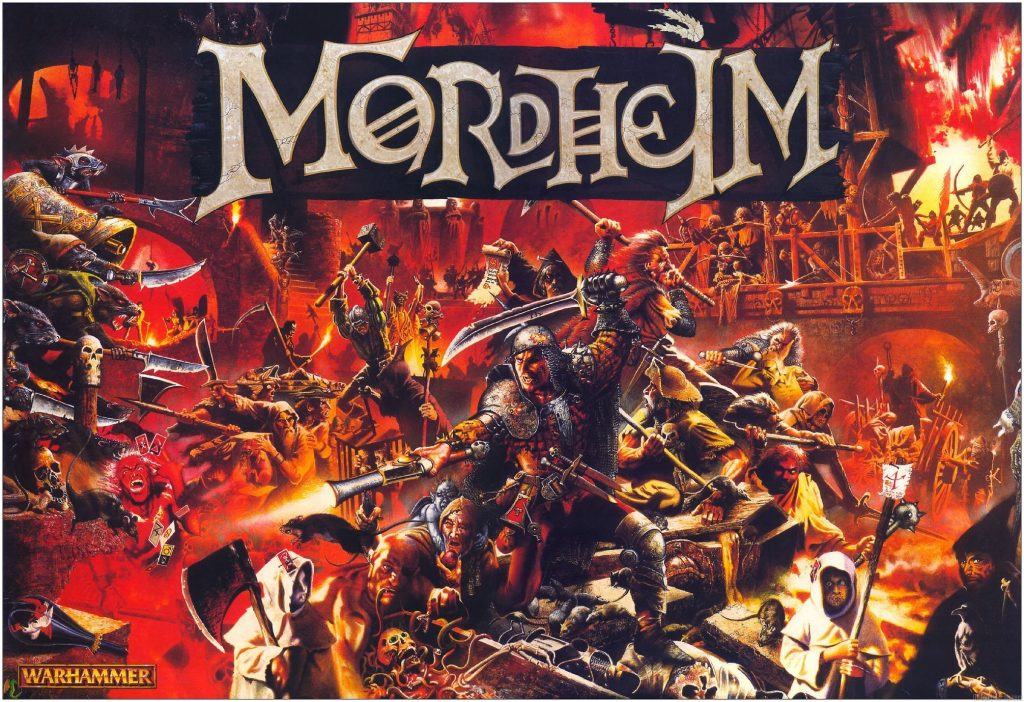 Mordheim Box Art