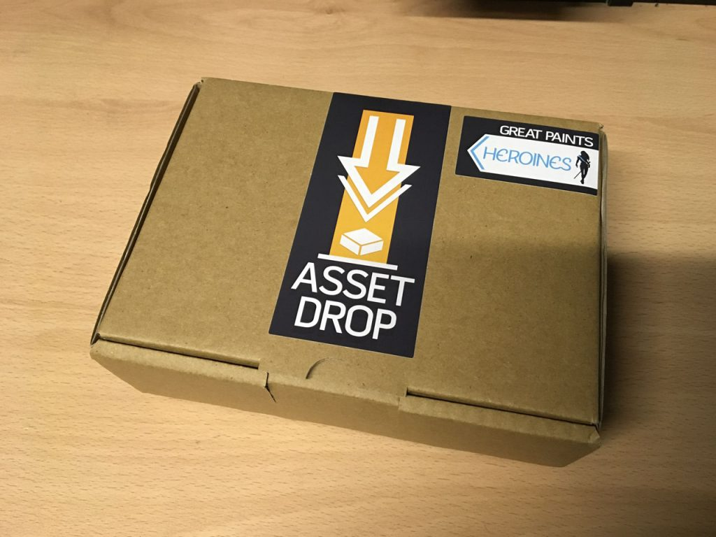 Asset Drop April Box