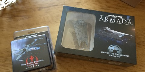 Star Wars Armada Gladiator Class Star Destroyer Expansion Pack