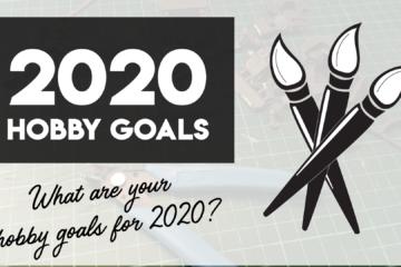 hobby goals 2020